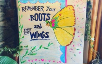 Back to Roots: YOU CAN CALL ME BUTTERFLY