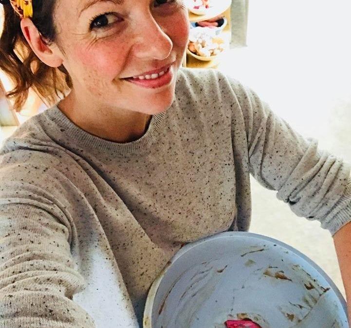 Carrot Cake (Of Dreams)~ Recipe By Tessa Kiros