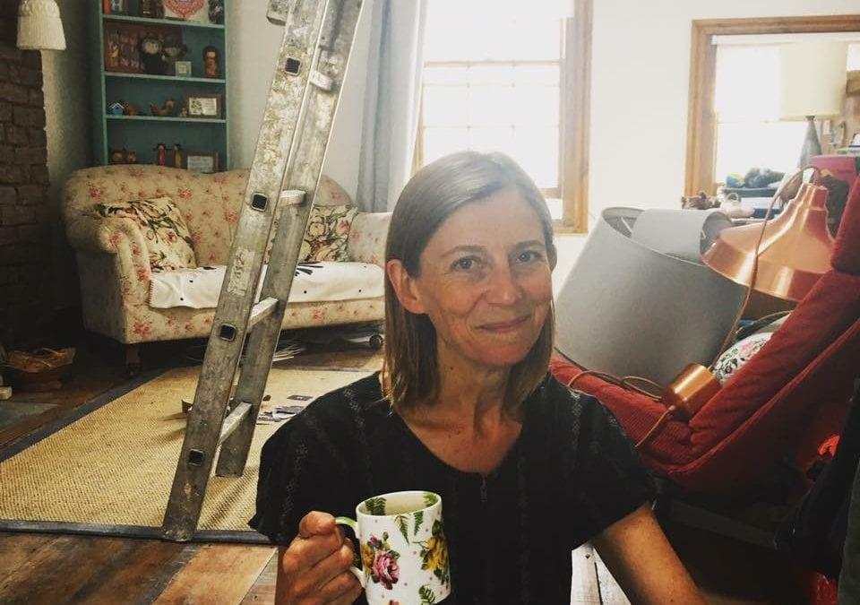 Meet Caroline Reid & Scaravelli Inspired Yoga