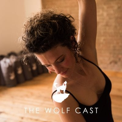 The Wolf Cast Episode 3: Ayurveda with Kitty