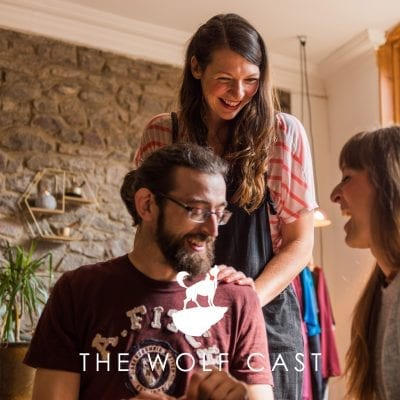 The Wolfcast Episode 4:  Themes of the week, slugs, trolling and cake with Pete Rafferty